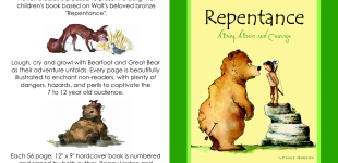 Repentance Children&#039;s Book